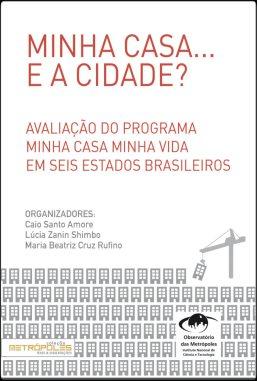 capa livro rede cidade e moradia