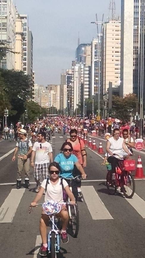 Avenida Paulista, 23 de Jul 2015. Foto: Cezar Martins